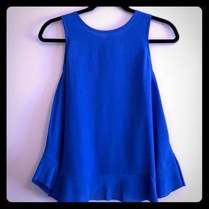 Beautiful blue top